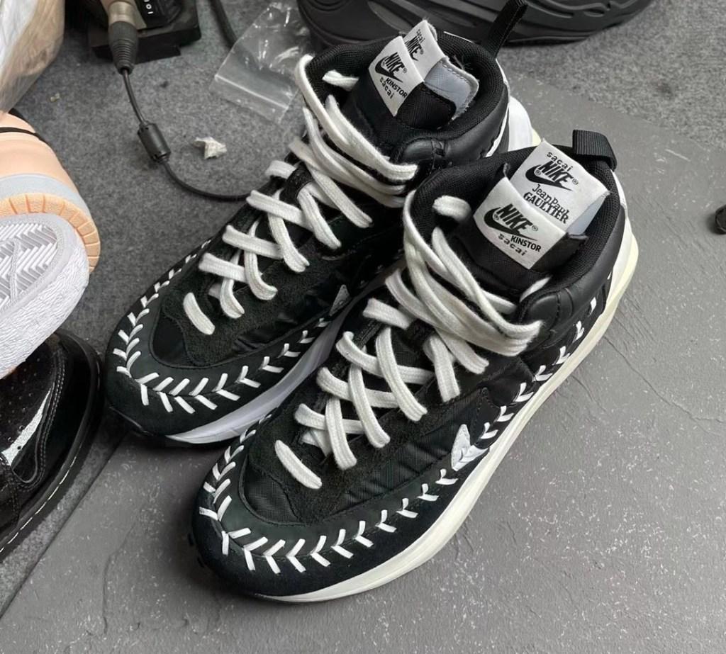 Sacai x Jean Paul Gaultier x Nike