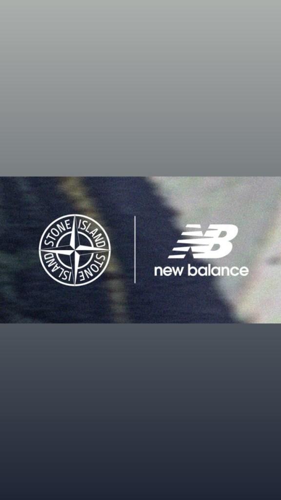 Stone Island & New Balance annoncent un partenariat à long terme