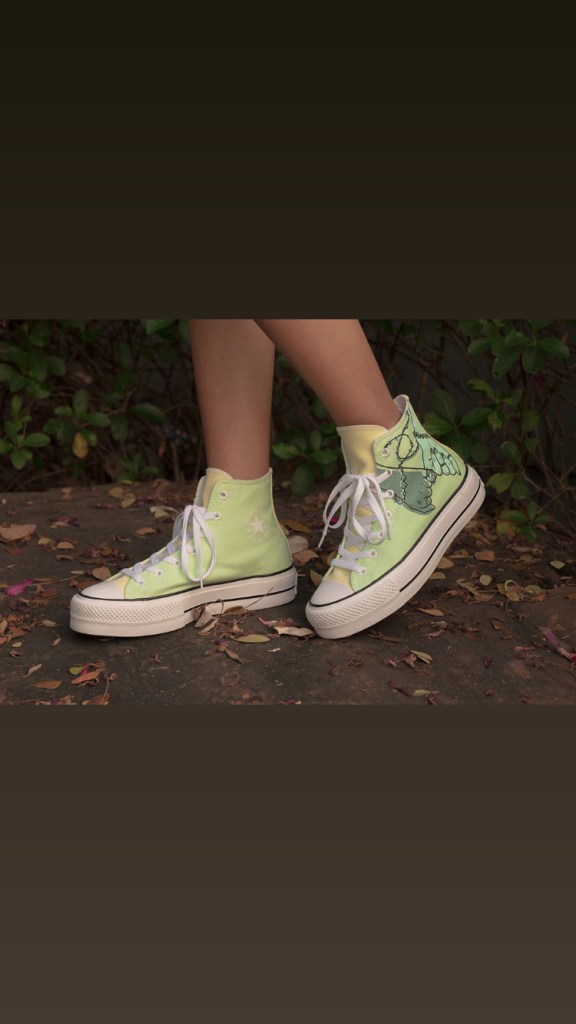 Millie Bobby Brown x Converse « Millie By You »