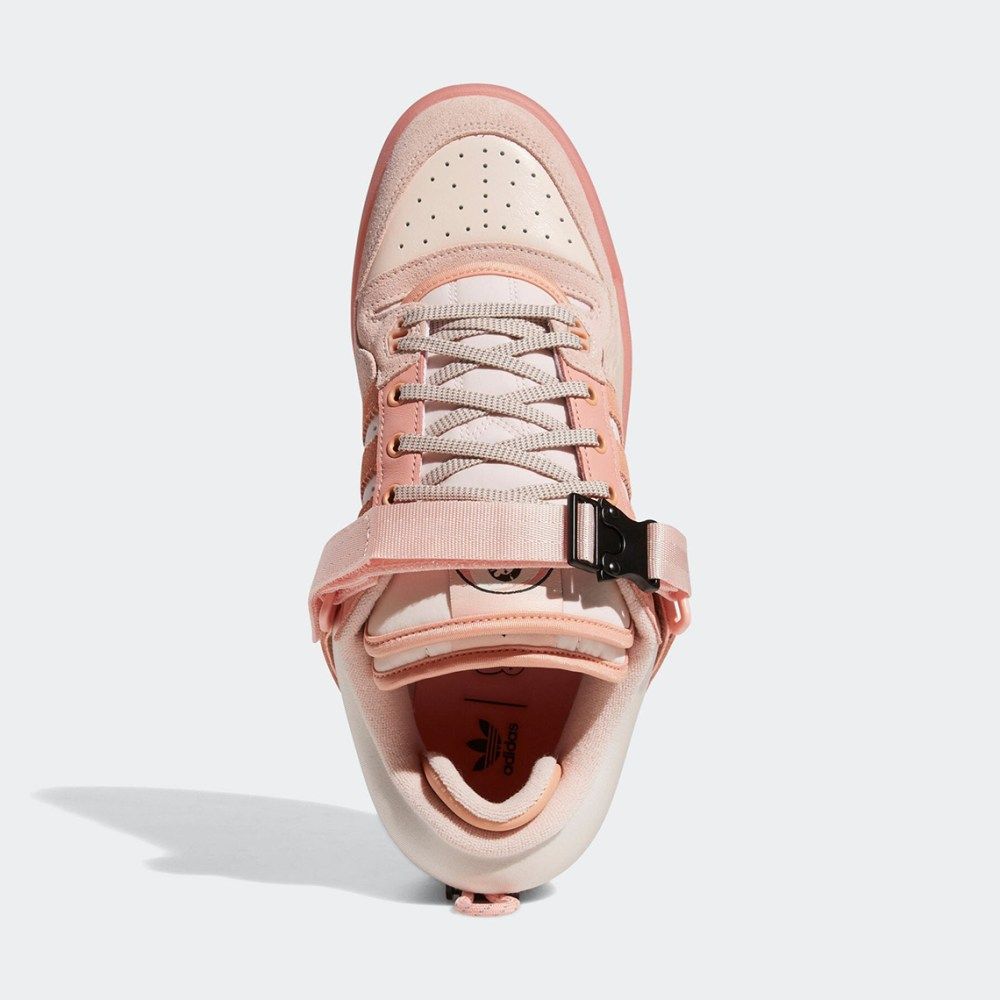 Bad Bunny x adidas Forum Buckle Low