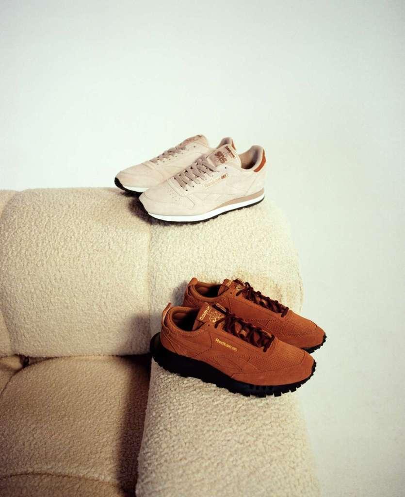 Collection SNS x Reebok « Walking »