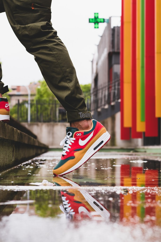 """NIKE AIR MAX 1 X HERBBY X NIKE BY YOU """"CULTURE & DIVERSITY"""""""