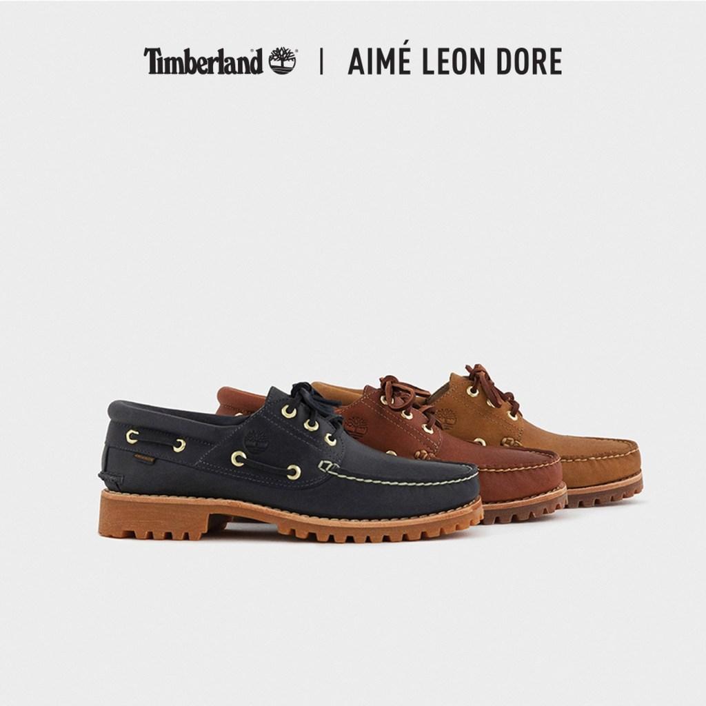 Aimé Leon Dore x Timberland 3-Eye Lug