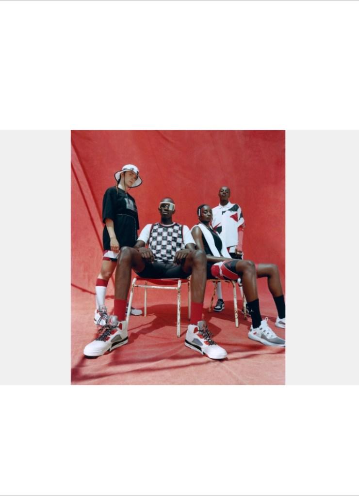 Collection Jordan Brand « Quai 54 » & Maillot équipe de France + collection sportswear