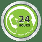 24x7 Customer Service