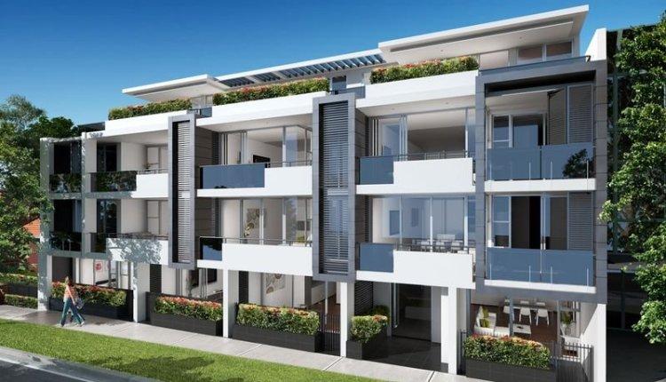 オーストラリア随一の高級住宅街・モスマンの新築物件