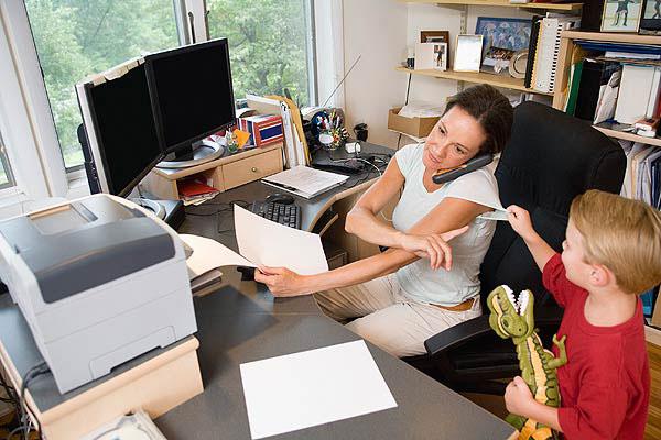 自宅をオフィスとして働く個人事業主の割合が高いオーストラリア