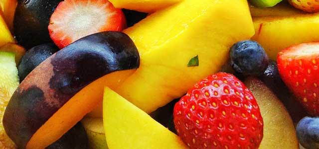 果物を積極的に摂ろう