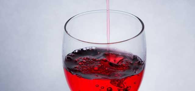 ワインは1日2杯まで