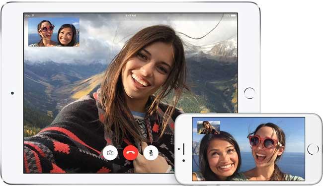 LINEよりも使える!FaceTimeで国内・海外へ無料通話するための設定方法と使い方