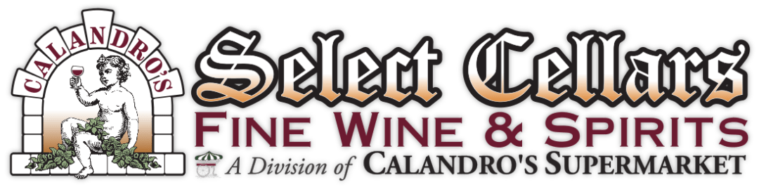 Calandro's Select Cellars Fine Wine & Spirits banner logo
