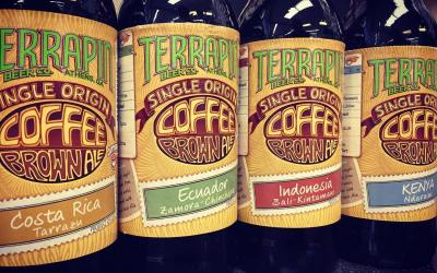 @terrapinbeerco Single Origin Coffee Brown Ale is now in stock at our Perkins Rd location!…