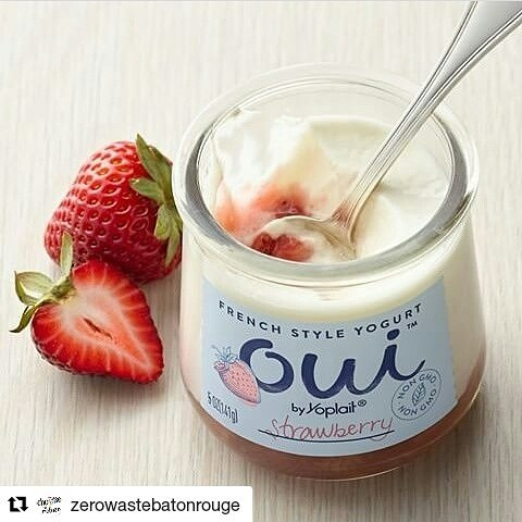 Have it out now at both locations of Calandro's! Awesome new @yoplaitusa #frenchstyle #yogurt called…