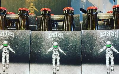 We still have plenty of @parishbrewingco Nova Vert left for everyone about to get off…