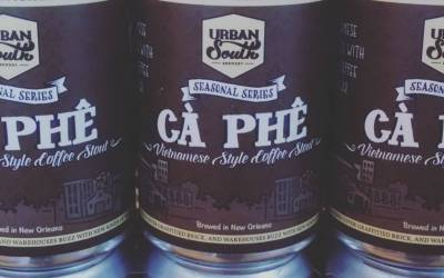 New brews @calandrosmkt Perkins @urbansouthbeer #beer #fresh #nowthatshowyoucoffee