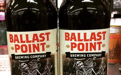@ballastpointbrewing Coconut and Peanut Butter Victory at Sea Imperial Porters are now in stock at…