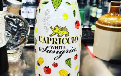 Capriccio White Sangria is available at our Perkins Rd location for a limited time! @capricciousa…