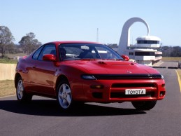 1991 Toyota Celica GT-Four ST185 Group A Rally