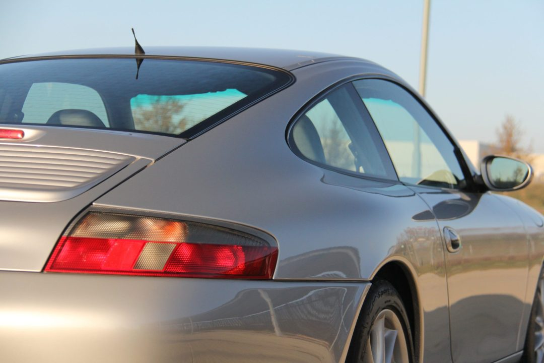 Porsche 996 Carrera 4 Coupe
