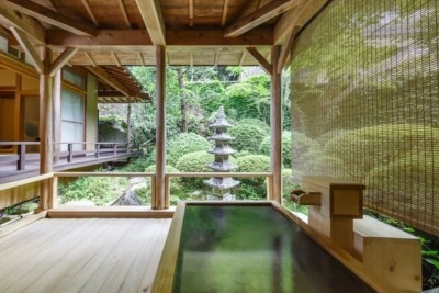 Feature Rental Hot Spring Baths For Private Use Region