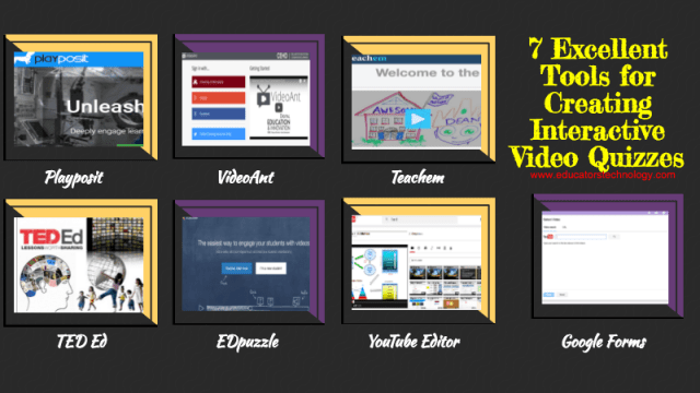 7 Excellent Tools for Creating Interactive Video Quizzes