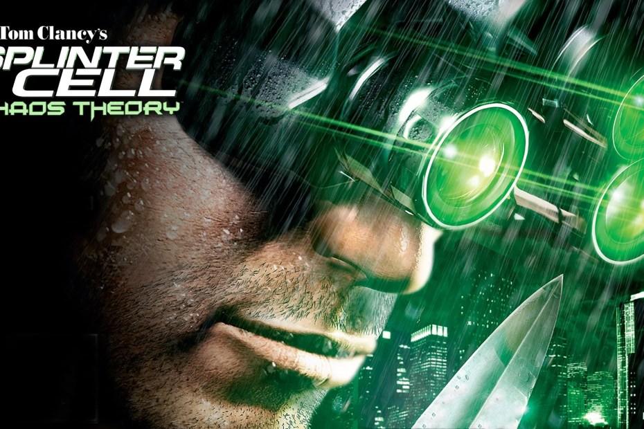 Splinter Cell Chaos Theory Wallpaper