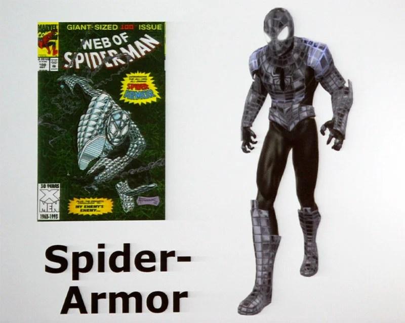 Spider-Man Shattered Dimensions - Spider Armor