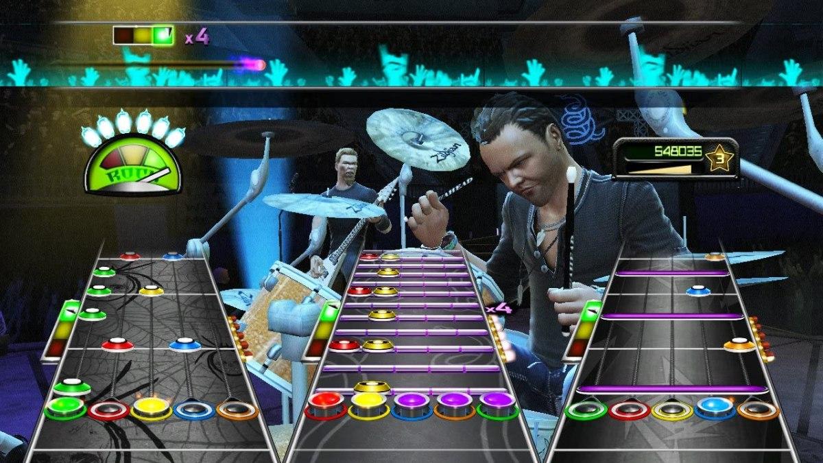 Guitar Hero Metallica