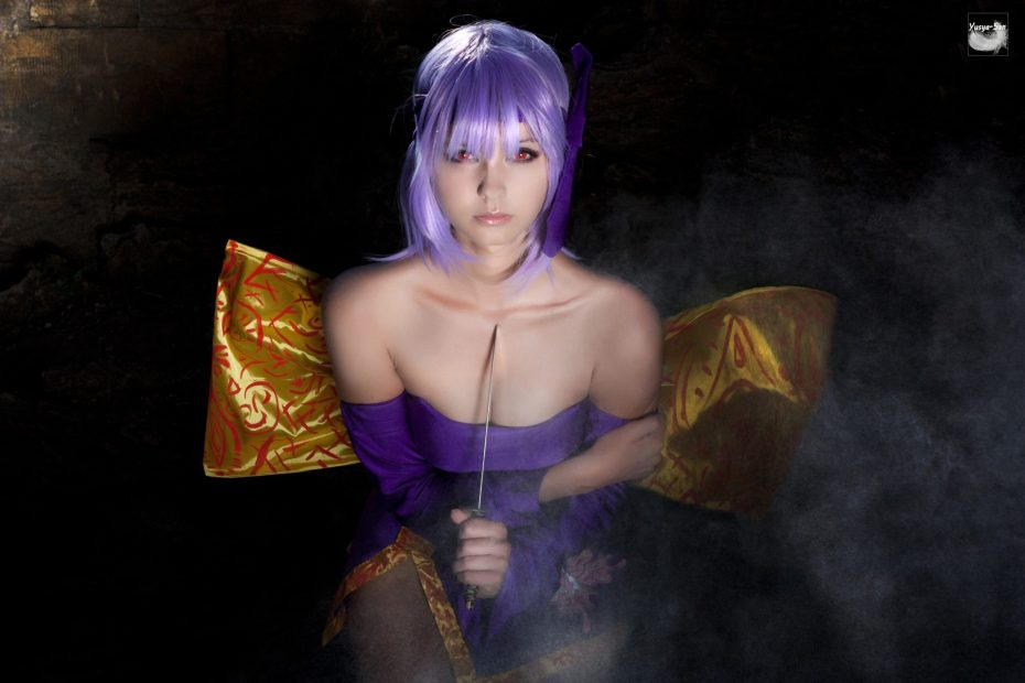 Ayane Cosplay - Dead or Alive - By Alexia_muller 01