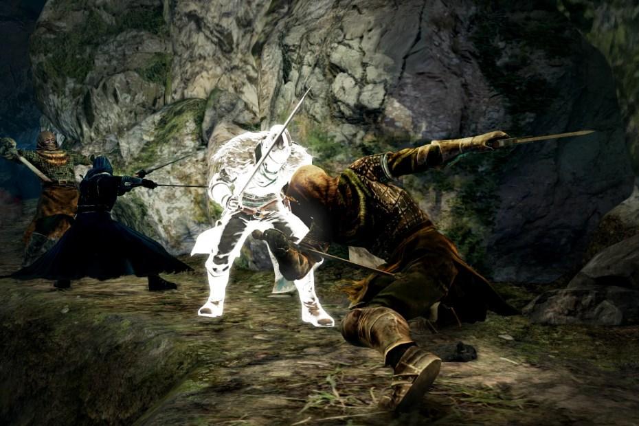 Dark Souls II - Summon Co-op - White Phantom - Screenshot