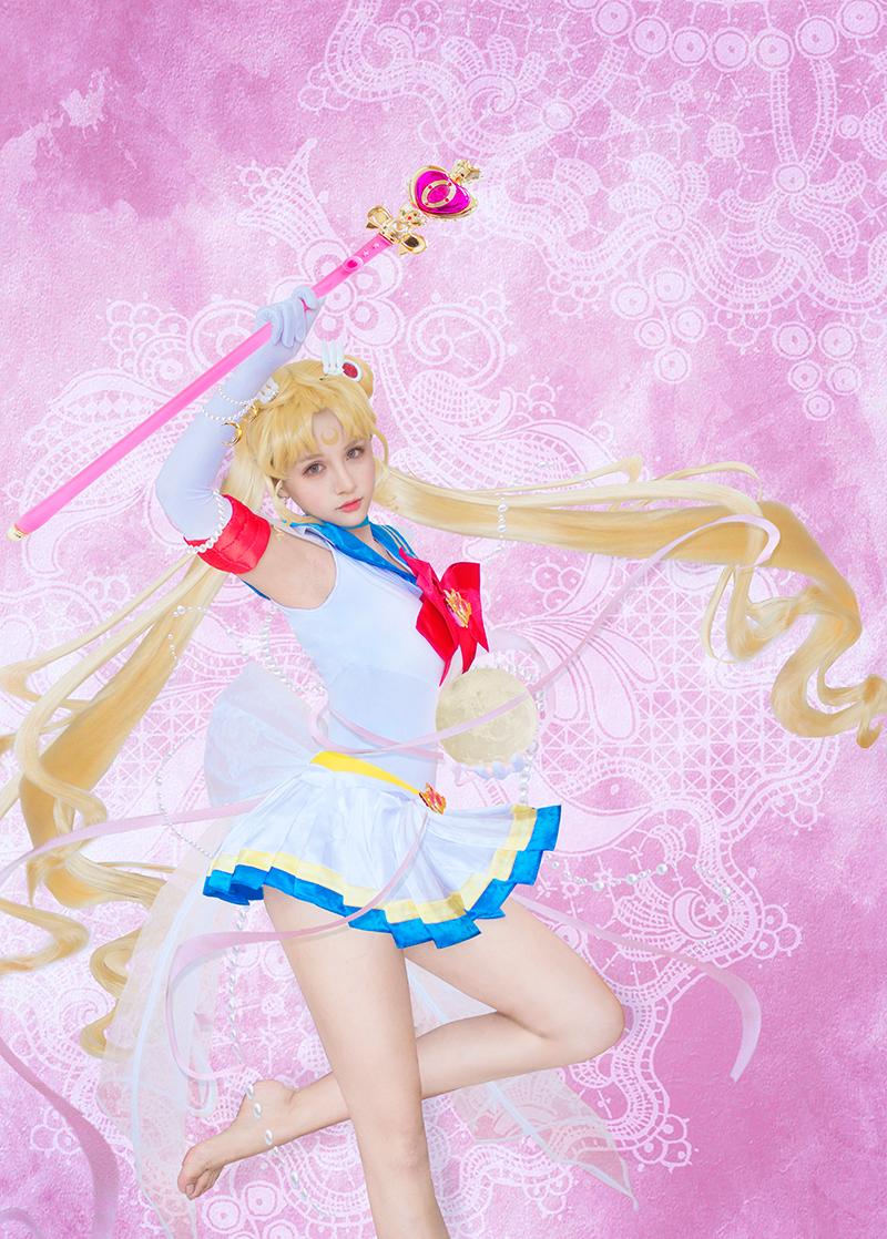 Sailor Moon - Usagi Tsukino Cosplay - Serena Tsukino - 07