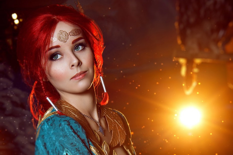 Triss Cosplay - The Witcher 3