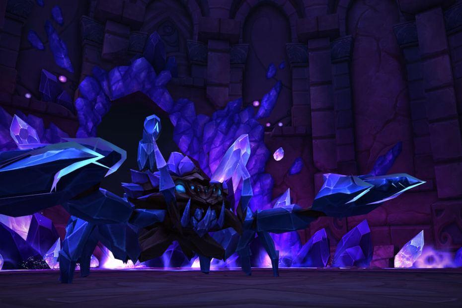 World of Warcraft Legion - Skorpyron