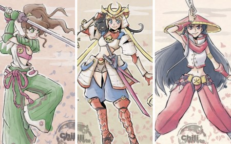 Sailor Moon Samurai