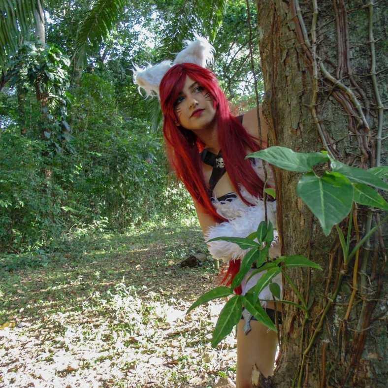 Kitty Kat Katarina Cosplay - League of Legends - LoL 05