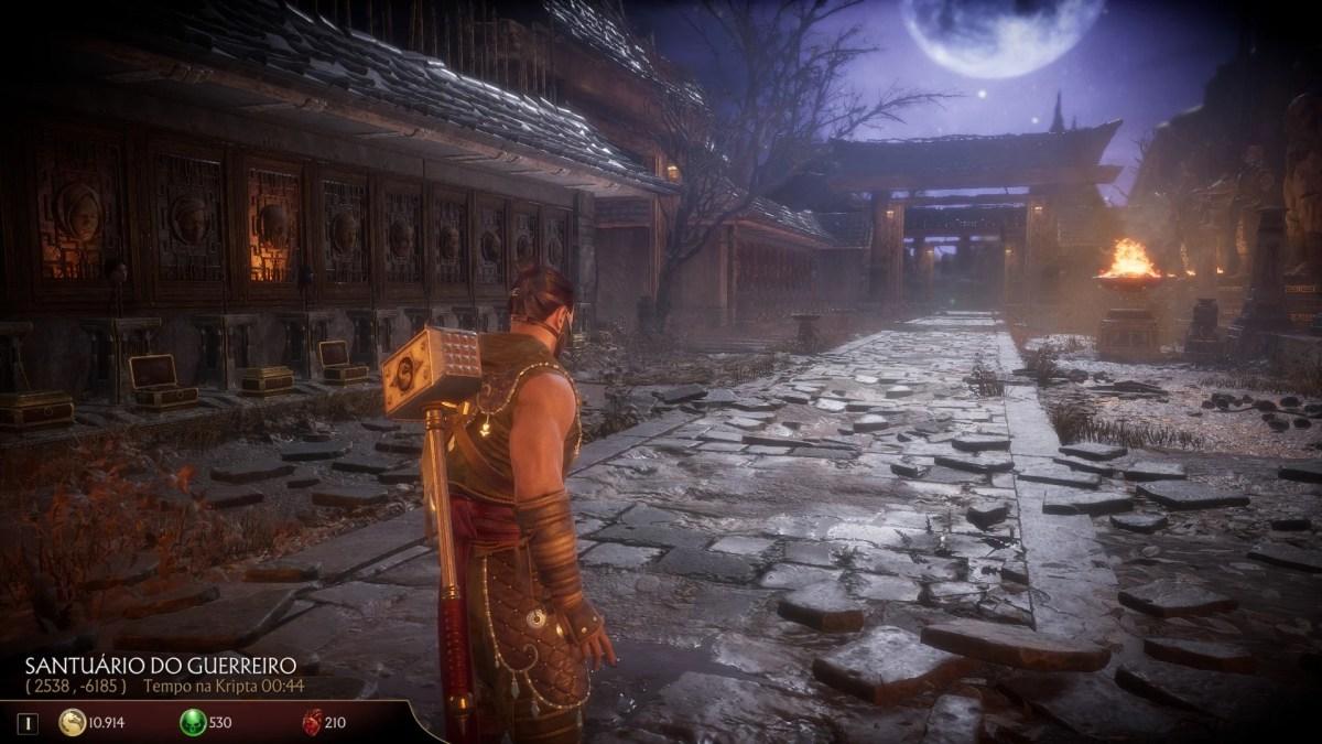 Mortal Kombat 11 - Review - Krypta