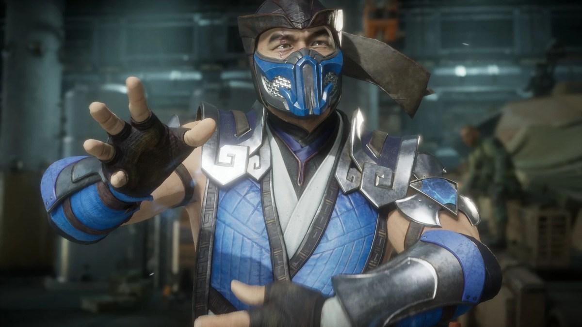Mortal Kombat 11 - Review - Sub-Zero