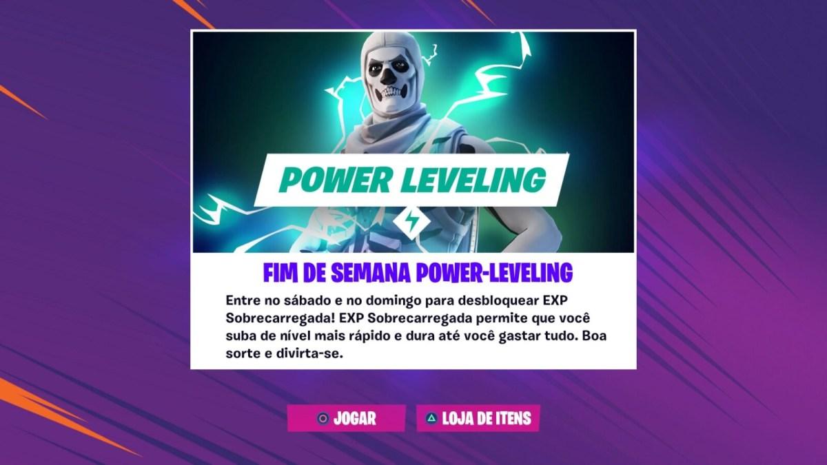 Fortnite Power Levelling - Sobrecarga de EXP