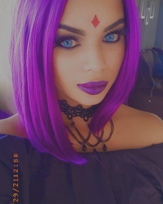 Lindo cosplay da Ravena 04