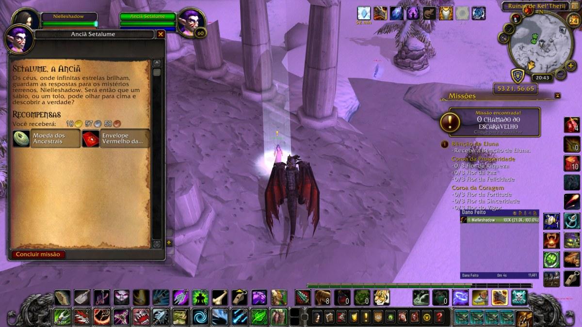 World of Warcraft - Anciã Setalume