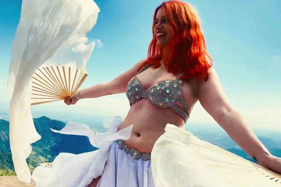 Dança do Ventre - Julia Baitelli - Ice Queen 03