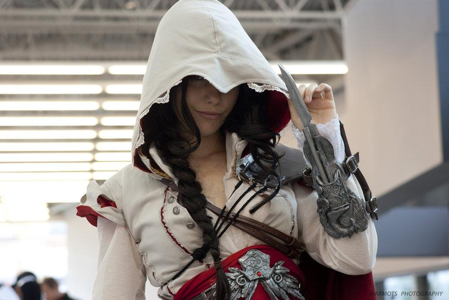 Assassins Creed Cosplay Foto
