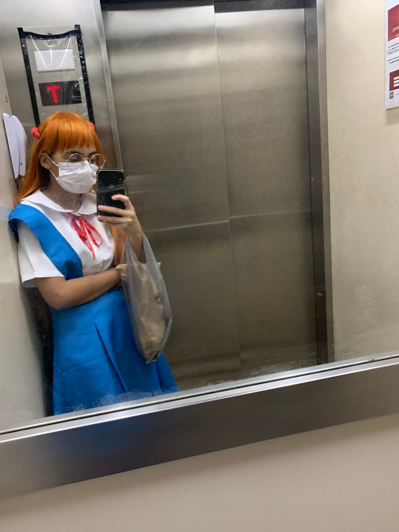 Asuka Cosplay - Evangelion 03