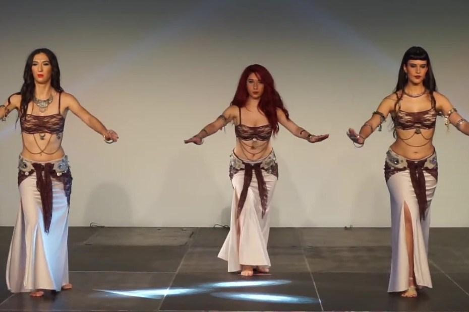 Belly Dance Tribal Fusion capa 01