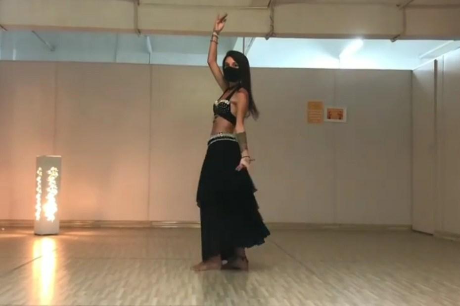 Dança do Ventre Thata Hagle 02