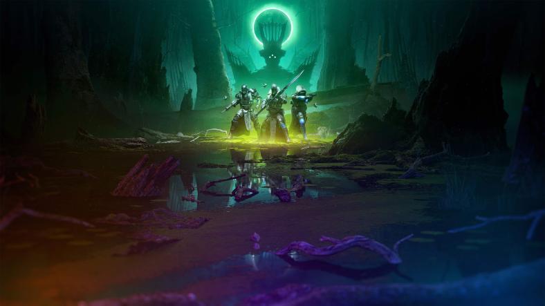 Destiny 2 nova expansão wallpaper 2