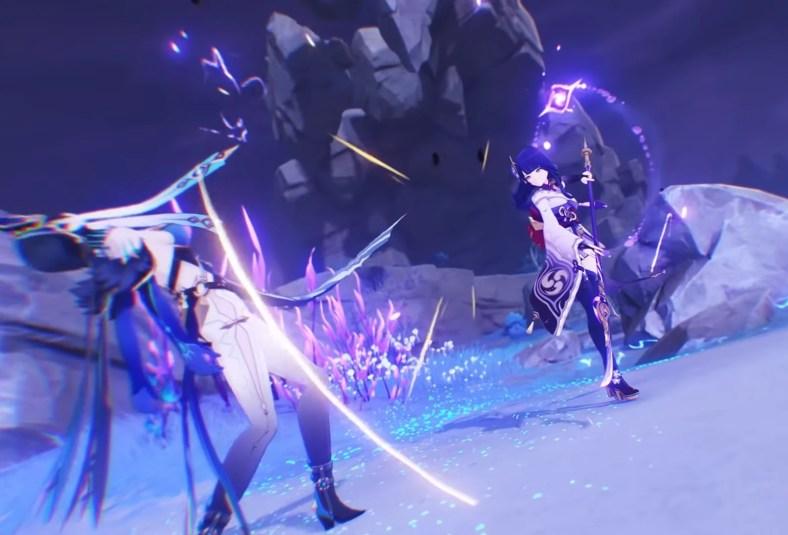 Genshin Impact - Shogun Raiden - Trailer Screen 02