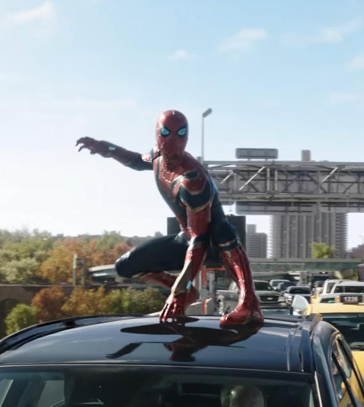 Homem Aranha Trailer Imagem Capa 2