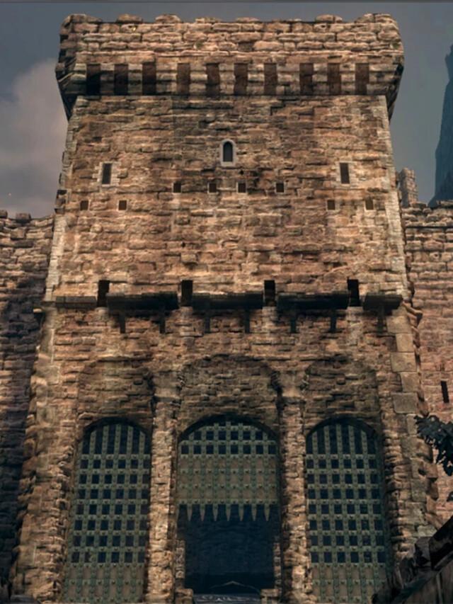 Dark Souls Remastered: Fortaleza de Sen e Anor Londo