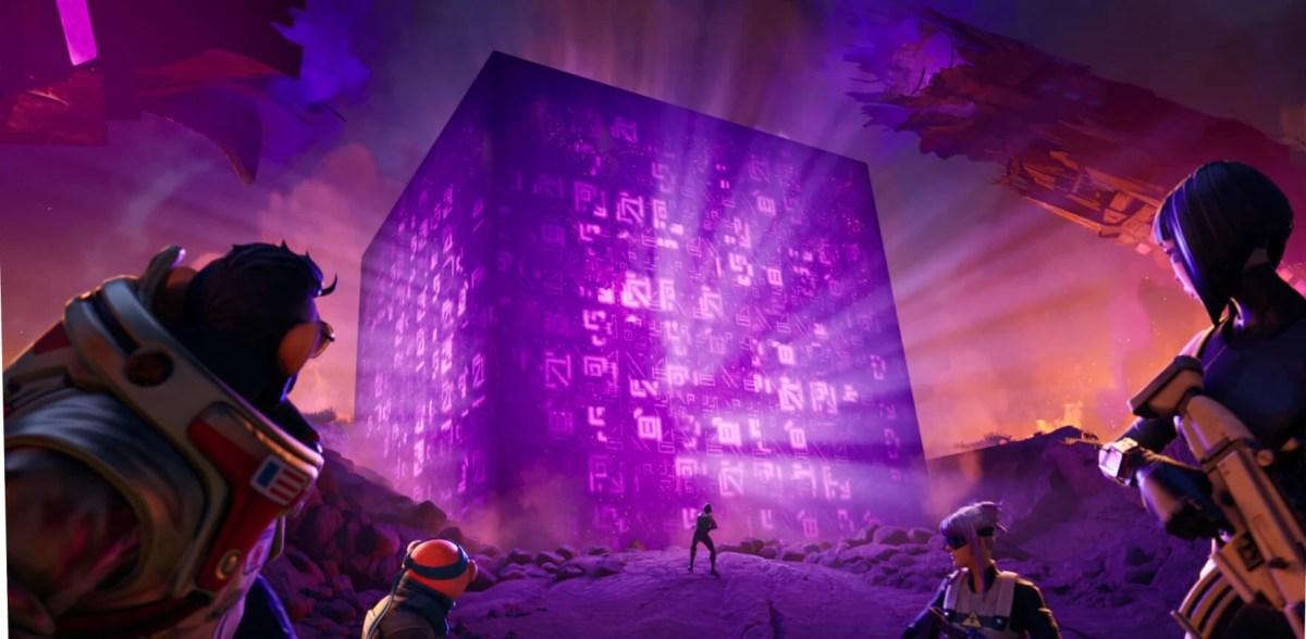 Fortnite Temporada 8 Ao Cubo